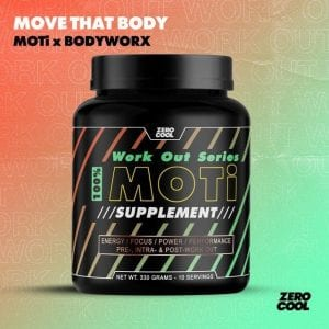 Move That Body by Moti