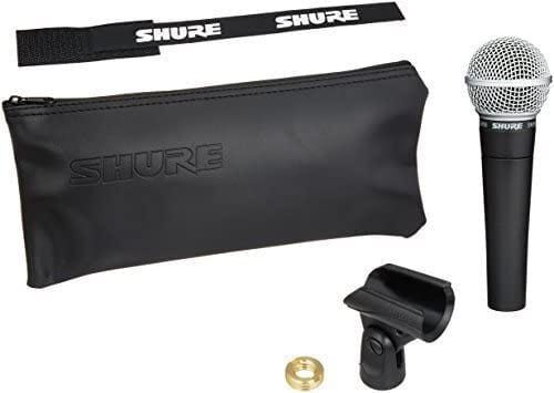 Shure SM58 LC Cardioid Microphone